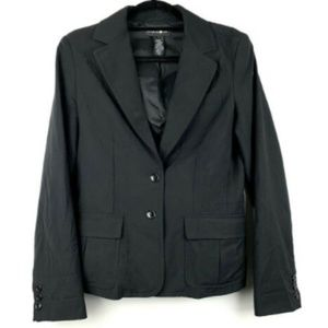 Club Monaco Double Button Wool Blend Blazer